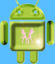 Retrouvez-nous sur votre mobile androïd